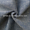 Cotton/Linen Yarn Dyed Shirting Fabric (QF13-0765)