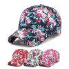 Fashion Cap Women's Baseball Cap Floral Baseball Cap Hot Selling