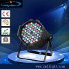 5 Years Guarantee Indoor or Waterproof 8 Channel 54PCS 3W LED PAR Lighting Stage PAR Light