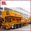 Factory Price 1000t Wheel Mobile Jaw Crusher for Stone Crusher Plant