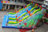 Colorful Forest Inflatable Dry Slide for Sale (Chsl461)