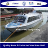 Bestyear 6.6m-20m Electrical Motor Boat for 15-80 Passengers