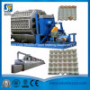 Full Automatic Pulp Egg Tray Machine Double-Turnover Fruit/Egg/Shoes Trays Forming Machine
