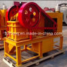 Diesel Engine Driving Mobile Jaw Crusher 400*600