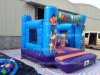 2016new Inflatable Bouncer Combo Ocean Theme