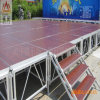 Dance Wedding Display Wooden Aluminum Outdoor China Manufacturer Truss Catwalk Portable Stage