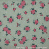 Polyester Printed Lining with Little Flowers