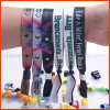 Custom Festival Woven Fabric Wristband for Events (PBR003)