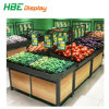 Supermarket Fruit and Vegetable Display Stand Display Shelf