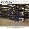 2 Axles Tandem Interlink Heavy Truck Semi-Trailer