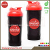 400ml Hot Selling 3 Layers Smart Shaker Bottle