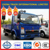 HOWO 95HP 4X2 2-5 Ton Light Duty Cargo Truck