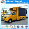 P4 P5 P6 P8 LED Screen Dong Feng HOWO Foton LHD/Rhd LED Outdoor Advertising Truck