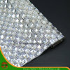 New Design Heat Transfer Adhesive Crystal Resin Rhinestone Mesh (HS17-13)
