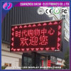 High Brightness P10 Red Color Programmable LED Moving Signs