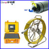 Waterproof Pan Tilt Drain Inspection Camera System Cr110-7ya with 120m Fiber Glass Cable