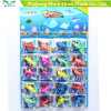 Colorful Crystal Soil with Growingtoys Water Growing Animals