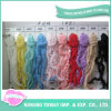 Fancy Solid Color Polyester Acrylic Wool Knitting Yarn for Socks