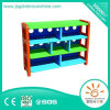 Children′s Plastic Collecting Toy Shelf Organizer Cabinet with Ce/ISO Certificate