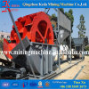 Wheel and Screw Type Mobile Sand Washing Plant