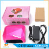 Salon Nail Art 36W Ultraviolet Lamp Timer