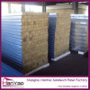 100mm Fireproof Steel Rock Wool Sandwich Panel
