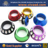 Bike Parts CNC Machining Parts with Colorful Anodize