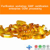 GMP ODM Deep-Sea Fish Oil Soft Capsule