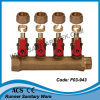 Manifold Mf with Ball Valve for Pex Pipe (F03-943)