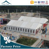 White Roof Fabric Exhibition Advertising Event 20m*25m Marquee Tent