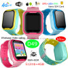 4G/WiFi Kids Safety GPS Tracker Watch with Videocall and Whatsapp