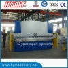 WC67Y-100X5000 Mechanical synchronization hydraulic bending machine/folding machine