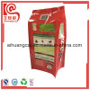 Side Gusset Shape Fertilizer Packaging Plastic Bag with Printing