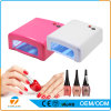 Compatible Quality 36W Electric LED Nail Dryer Station Lamp