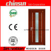 Wooden Door Patterns with Glass Designs