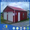 Modular Design Light Gauge Steel Prefab House with 2 Bedroom
