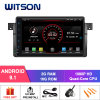Witson Quad-Core Android 9.1 Car DVD GPS for BMW E46 (1998-2005) M3 (1998-2005) Built in 16GB Inand Flash
