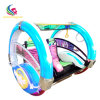 Amusement Park LED 9s Happy Swing Car for Children Adult