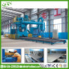 Steel Plate Surface Automatic Pre-Treatment Line/Wheel Blasting Machine