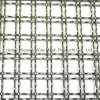 China Supplier Square Decorative Stainless Steel Woven Crimped Wire Mesh