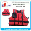 Red Color Water Sports Canoe and Kayak Life Jacket