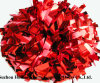 Metallic Red POM Poms