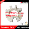 Excavator Rubber Coupling 110h Shaft Coupling Assembly