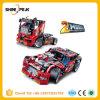 608PCS Race Truck Car 2 in 1 Transformable Firefighting Truck Model Legoings Building Block Sets Toys