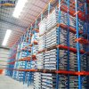 Heavy Duty Multi Layer Storage Selective Beam Drive in Steel Pallet Rack