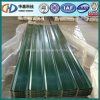 Ral6005 Corrugated Roofing Steel Sheet with Building