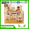 High Quality Nursery Furniture Children Table and Chair (KF-02)