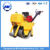 Double Drums Electric Start Hydraulic Vibratory Road Roller