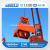 Electro-Hydraulic Wireless Remote Control Clamshell Grab Bucket