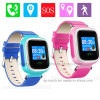 Ios/Android Factory Wholesale GPS Tracker Watch for Kids Safety Y5